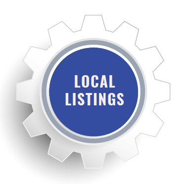 Local online Listing management