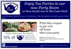 everything-tea-email